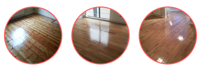 Amazing floor after floor sanding in Floor Sanding Gym