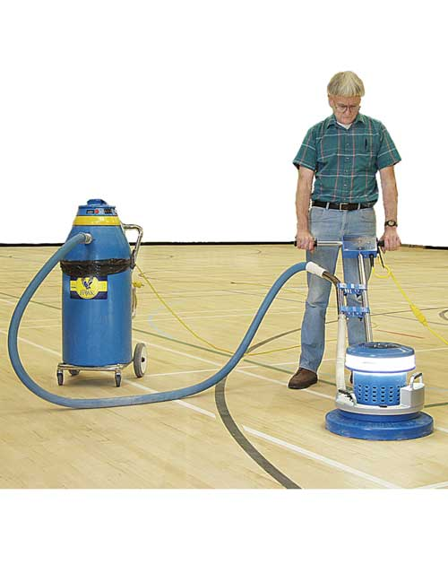 In Floor Sanding Gym We Use The Best Materials That Match Your Floor's Preferences